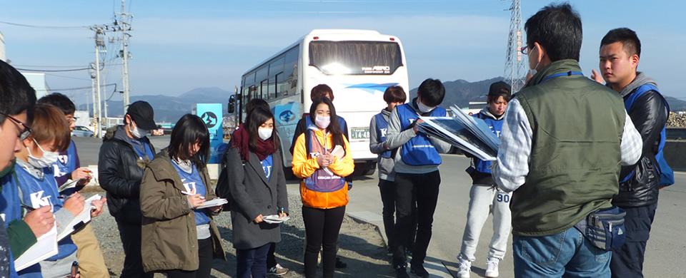 東日本大震災 語り部
