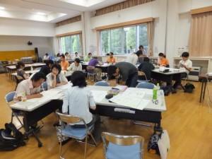 第6回『NPOを磨く15の力』研修会に参加してきました。