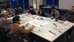 復興まちづくり勉強会-区画整理事業編-@神戸に参加してきました!