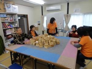 コミュニケーション麻雀@赤岩舘森・老松仮設住宅 with KRA福祉部