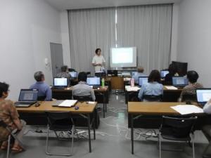 PC教室のサポーターとして参加させて頂きました!5回目@ICT支援NPOネットワーク宮城様