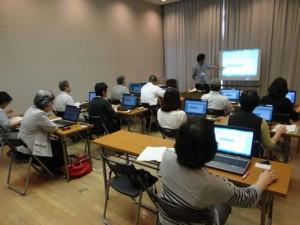 PC教室のサポーターとして参加させて頂きました!4回目@ICT支援NPOネットワーク宮城様