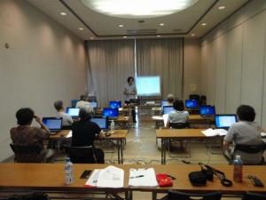 PC教室のサポーターとして参加させて頂きました!第1回開催10回目(最終回)@ICT支援NPOネットワーク宮城様