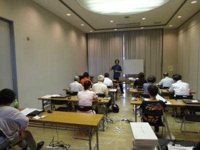 PC教室のサポーターとして参加させて頂きました!第2回開催1回目@ICT支援NPOネットワーク宮城様