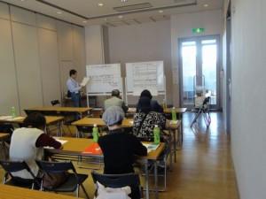 災害公営住宅勉強会を行いました。@気仙沼市中央公民館