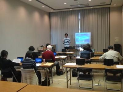 PC教室のサポーターとして参加させて頂きました!第2回開催9回目@ICT支援NPOネットワーク宮城様