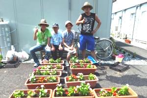 菜園プロジェクト
